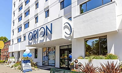 Community Signage, The Orion, 0