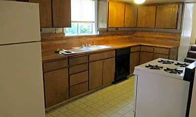 Kitchen, 717 E 3rd Ave, 1