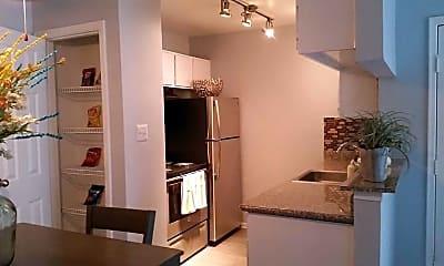 Kitchen, Broadmead Apartments, 2
