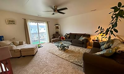 Living Room, 308 Hampshire Dr, 1