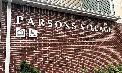 Parsons Village, 1