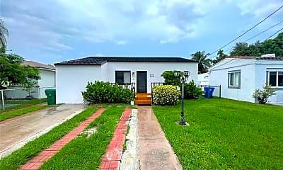 Building, 3131 SW 21st Terrace, 1