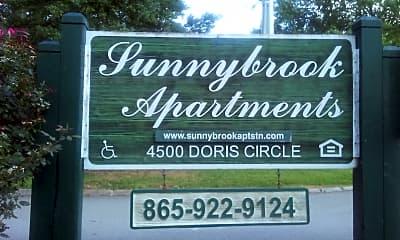 Sunnybrook Apartments, 1