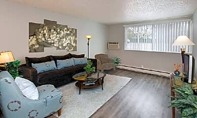 Living Room, 4125 Galley Rd, 2