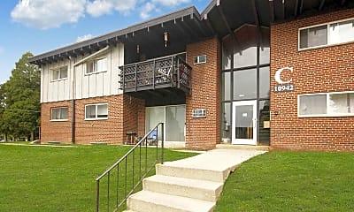 Building, Morgan Grove, 0