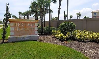 Heritage Waterside, 1