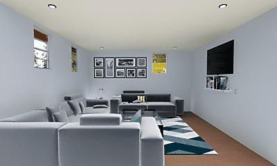Living Room, 715 Lilly Ave, 0