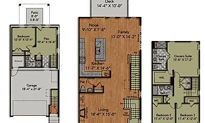 Building, 1063 Lathrop Ln, 1