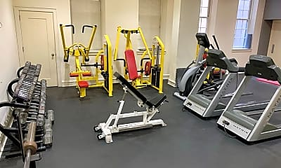 Fitness Weight Room, 5763 N 3rd St, 2