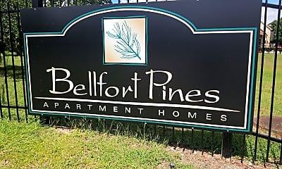Bellfort Pines, 1