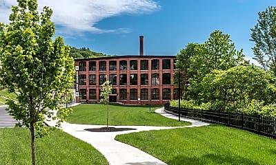 Building, Yarn Works, 1