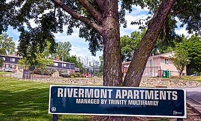 Community Signage, Rivermont, 2