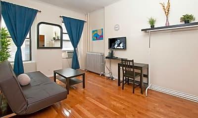 Living Room, 122 Lexington Ave, 1