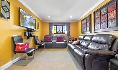 Living Room, 27 Merry Mount St 1FL, 0