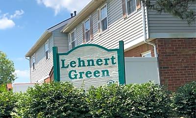 Lehnert Green, 1