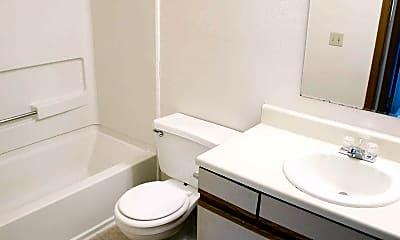 Bathroom, North Towne Villas, 2