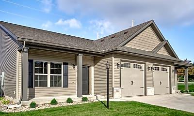 Building, White Oak Villas, 1
