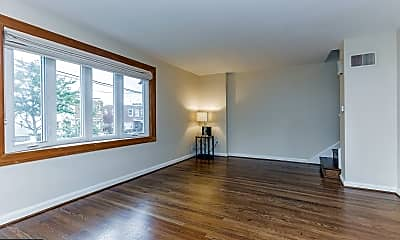 Living Room, 5514 Chillum Pl NE, 1