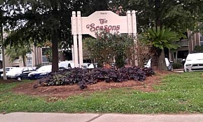 Seasons Apartments, 1