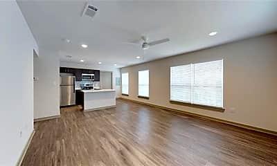 Living Room, 6304 Prospect Ave 201, 0
