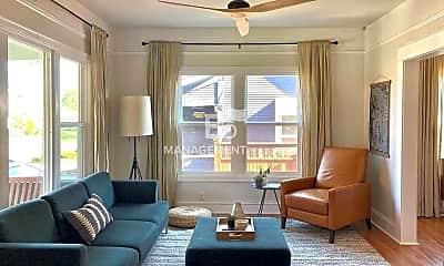 Living Room, 5834 N Wilbur Ave, 1
