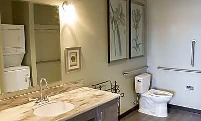 Bathroom, 215 Davis Rd, 2