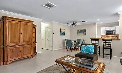 Living Room, 1123 Highland Beach Dr 3, 1
