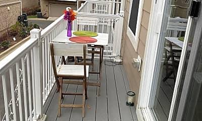 Patio / Deck, 644 Barnes St NE, 0