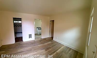 Living Room, 2412 E St, 1