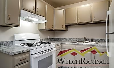 Kitchen, 848 East 5300 South #B, 2