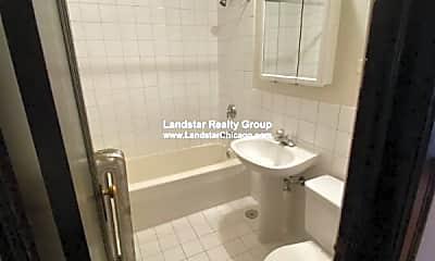 Bathroom, 3655 N Racine Ave, 2