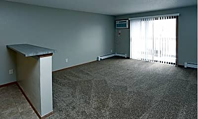 Living Room, Holiday Manor, 1