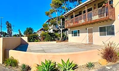 Building, 6772 Del Playa Dr, 1