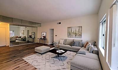 Living Room, 134 S Elm Dr, 0