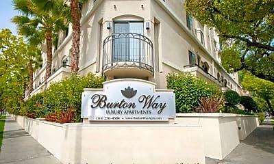 Building, Burton Luxury Apartments, 1