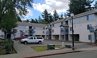 Cansler Village Apartments, 2