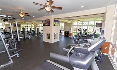 Fitness Weight Room, The Park at Rialto, 0
