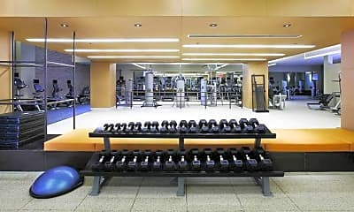 Fitness Weight Room, 307 W 39th St, 2