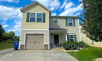 Building, 3807 Templeton Ln, 0