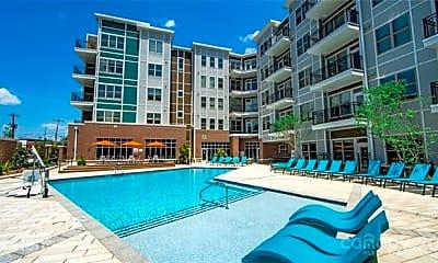 Pool, 2300 N Davidson St B2B, 1