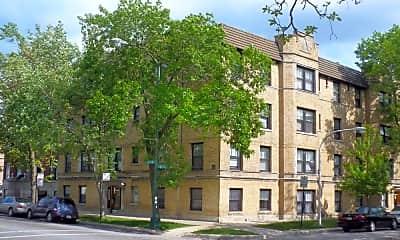 Building, 3551 N Janssen Ave, 0
