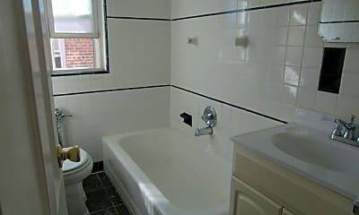 Bathroom, 207-18 42nd Ave 2FLOOR, 2