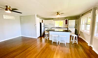 Living Room, 443 Maluniu Ave, 0