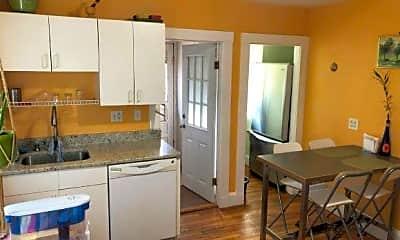 Kitchen, 32 Leland St, 1