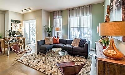 Living Room, Bell Lancaster, 2