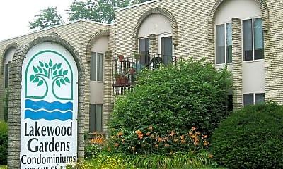 Building, Lakewood Gardens, 1