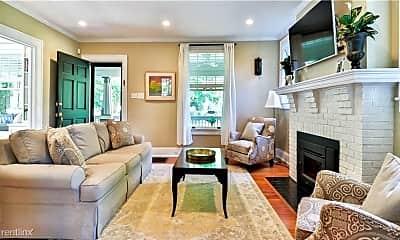 Living Room, 1815 Belvedere Ave, 1