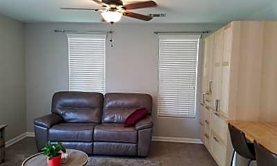 Living Room, 119 Rush Haven, 1