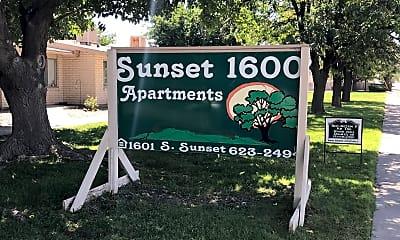Sunset 1600, 1