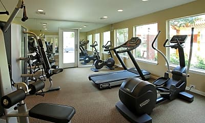 Fitness Weight Room, Parc 410, 2
